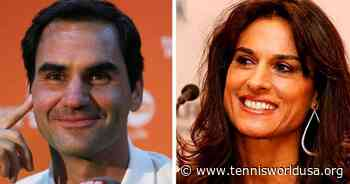 Gabriela Sabatini recalls her coincidental encounter with Roger Federer - Tennis World USA