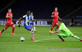 El Hertha goleó 4-0 al FC Unión en el derbi de Berlín en la Bundesliga - El Comercio (Ecuador)
