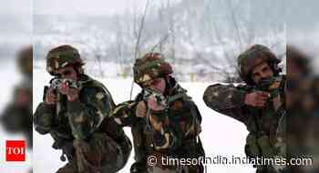 India moves more troops to bolster frontline in east Ladakh