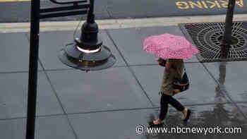 Memorial Day Weekend Forecast: Dry Days Follow Saturday Rainfall