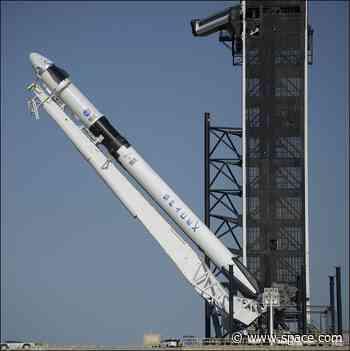SpaceX's historic Demo-2 Crew Dragon astronaut launch: Full coverage