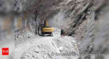Nepal restarts work on border road after 12 yrs
