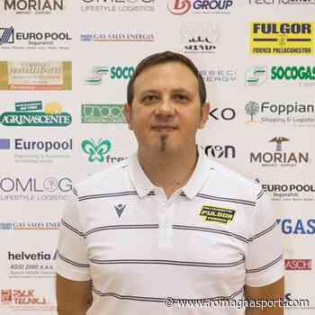 Cristian Braidotti presenta il Settore Giovanile della Fulgor Fidenza 2014 - romagnasport.com