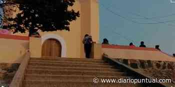 En Atlixco, celebran misa a puerta cerrada - Diario Puntual