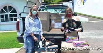 DIF recibe donación de calzado para ayudar a familias de Tlapacoyan - Vanguardia de Veracruz