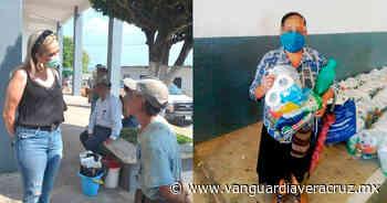 Más familias reciben ayuda del plan emergente, en Tlapacoyan - Vanguardia de Veracruz