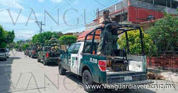 Se va la Fuerza Civil de la región de Tlapacoyan - Vanguardia de Veracruz