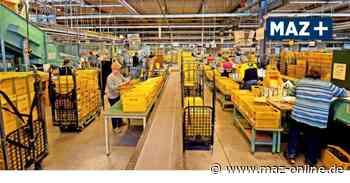Covid-19 in Potsdam-Mittelmark - Vier Mitarbeiter im Postzentrum Stahnsdorf mit Coronavirus infiziert - Märkische Allgemeine Zeitung