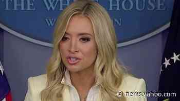 Kayleigh McEnany: Trump and the CDC have laid out a clear path for churches to reopen