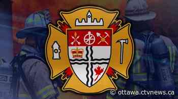 Ottawa firefighters put out early morning brush fire near Mud Lake - CTV News Ottawa