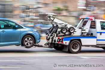 City of Ottawa launches review of local tow industry regulations - OttawaMatters.com