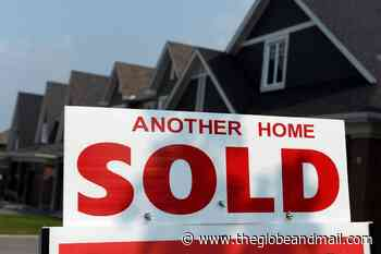 Canadian home prices see robust gain in April, led by Ottawa-Gatineau - The Globe and Mail