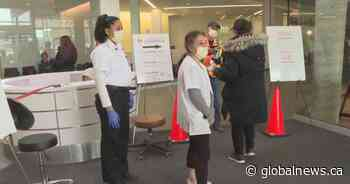 Coronavirus: Brunswick Medical Centre in Pointe-Claire, Que., asking for homemade mask donations - Globalnews.ca