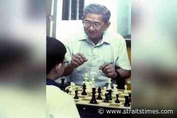 Chess: Singapore's four Grandmasters to take on 100 challengers to celebrate 'Father of chess' Professor Lim Kok Ann - The Straits Times