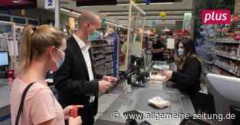 Kontaktlos bezahlen in Alzey auf dem Vormarsch - Allgemeine Zeitung
