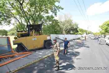 Santa Maria é a 4ª cidade do Estado em número de colisões em postes de energia elétrica - Diário de Santa Maria