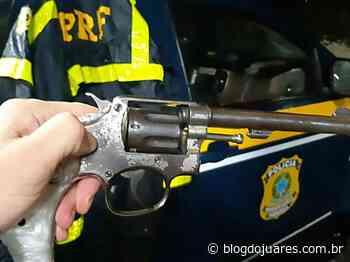 Motorista embriagado e armado é preso após causar acidente em Santa Maria - Blog do Juares