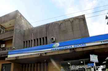 Agência do INSS segue fechada em Santa Maria - Diário de Santa Maria