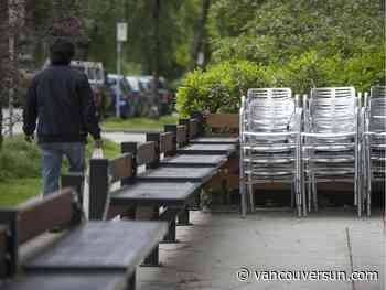 COVID-19: Port Coquitlam will eat construction costs for eateries to build patios