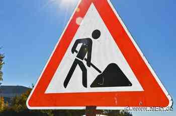 Bauarbeiten: Vollsperrung bei Bertoldshofen ab Donnerstag, 7. Mai, aufgehoben - all-in.de - Das Allgäu Online!