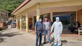 Paciente cero de Chulumani se niega a ser aislado en La Paz - Pagina Siete