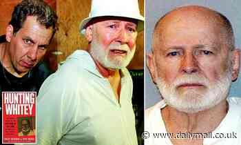 New books reveals details of White Bulger's infamous 2011 capture after 16 years on the lam
