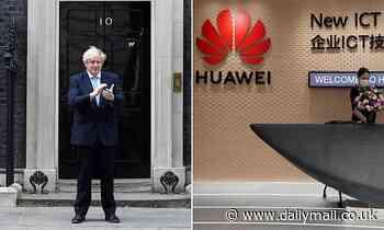 Boris on brink of Huawei climbdown as spy chiefs reveal new fears