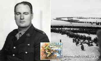 LORD ASHCROFT honours hero of Dunkirk