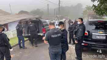 Polícia Civil elucida homicídio ocorrido em Imbituva   A Rede - Aconteceu. Tá na aRede! - ARede