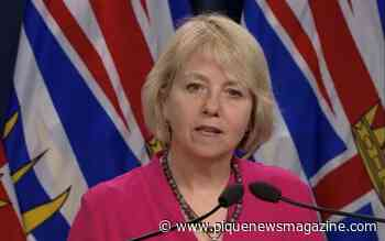 B.C. confirms 10 new cases of COVID-19, for total of 2,517