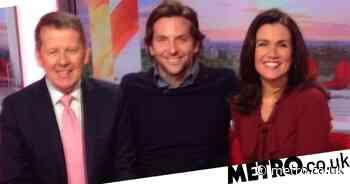 Susanna Reid regrets not taking Bradley Cooper up on date offer - Metro.co.uk