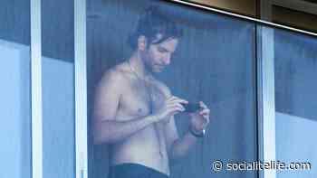 A Shirtless Bradley Cooper Relaxes in Brazil — PHOTOS - Socialite Life
