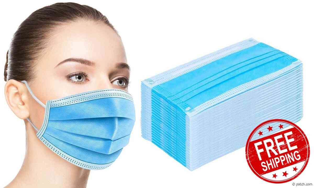 Disposable Masks - Free Delivery Montclair/Glen Ridge/Bloomfield - Ridgewood, NJ - Patch.com