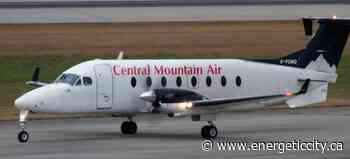 Central Mountain Air to start flying to Fort St. John in July - Energeticcity.ca