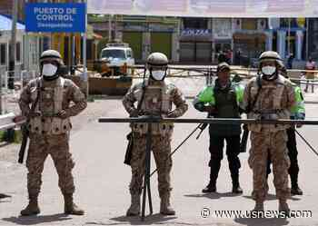 Peru Extends Protracted National Lockdown Until End of June - U.S. News & World Report