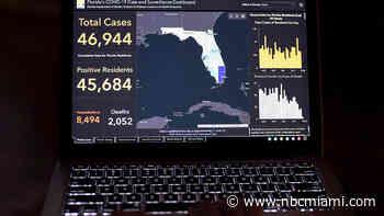 Public Remarks Prompted Florida Virus Data Curator's Firing
