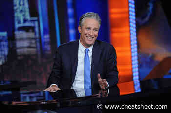 Jon Stewart Was a Soccer Star Long Before 'the Daily Show' - Showbiz Cheat Sheet