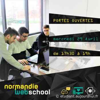 Soirée portes ouvertes Normandie Web School - normandie web school, Le Petit-Quevilly, 76140 - Sortir à France - Le Parisien Etudiant