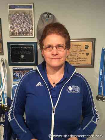 Lennoxville athletic therapist joins hall of fame - Sherbrooke Record