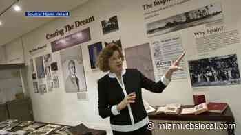 Arva Moore Parks, Beloved Miami Historian And Preservationist, Passes Away At 81 - CBS Miami