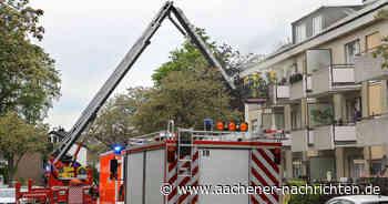 Walheim: Wohnung brennt aus, keine Verletzten - Aachener Nachrichten