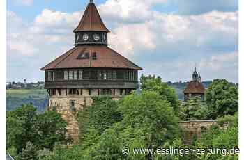 Der Dicke Turm wird fit gemacht - esslinger-zeitung.de