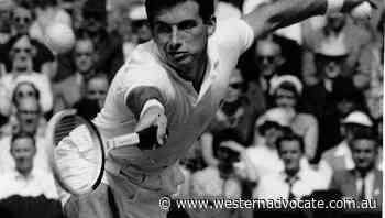 Australian tennis great Ashley Cooper dies - Western Advocate
