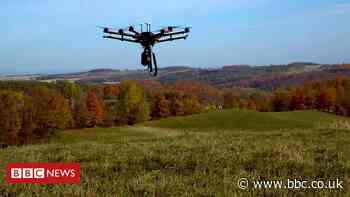 Drones help to plant seedpods and other tech news