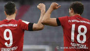 Dortmund, Bayern both win before big clash