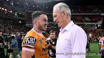 "Boyd opens up on Bennett: ""My one regret'' - Gympie Times"