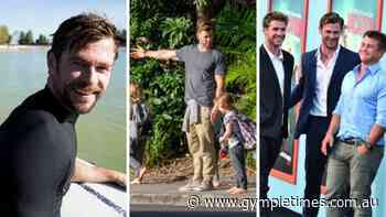 Hemsworth's Byron trend goes global - Gympie Times