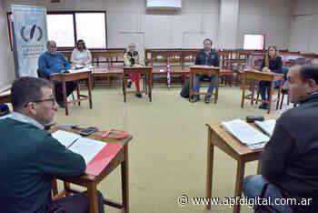 Se reunieron las comisiones del Concejo Deliberante de Concepción - APF Digital