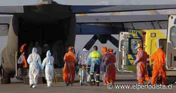 Cuatro pacientes son traslados desde Santiago a Concepción en operativo aéreo - El Periodista
