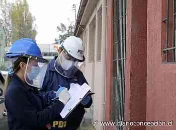 Gran Concepción: PDI ha hecho 3.423 fiscalizaciones y 15 detenciones por incumplir cuarentenas o uso de mascarillas - Diario Concepción